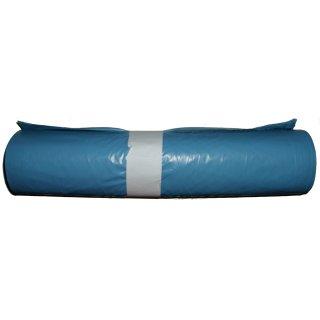 Müllsäcke 700 x 1100 mm blau Typ 100 120 Liter extra stark