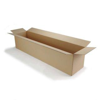 Karton Faltkarton braun 1-wellig 1500 x 330 x 330 mm ab 10 Stück